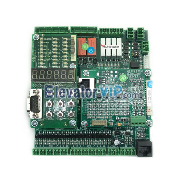STEP AS380 Elevator Drive PCB, iAstar Inverter Control Cabinet Board, STEP Lift Inverter Control Cabinet Board, Step Inverter Control Motherboard, AS.T029, AS.T024, AS.T025, AS.T030, AS.T036