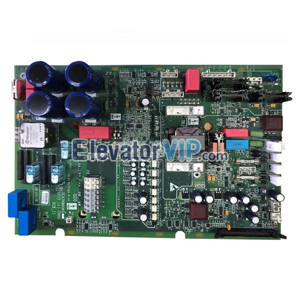 GCA26800KG4, GCA26800KG6, GCA26800KG8, GDA26800KG4, OTIS Elevator OVF20CR Inverter Board, OVF20CR Drive PCB, DCB_II Board, DCB-II Inverter Control Board, Otis Lift Inverter Control Motherboard, Otis Elevator Inverter Supplier