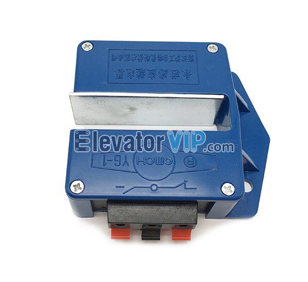 YG-1 Sensor, YG-2 Level Switch, Elevator Permanent Magnet Inductor, OMCH Leveling Sensor, Elevator Leveling Sensor, Lift Level Magnetic Sensor, Elevator Level Sensor Supplier