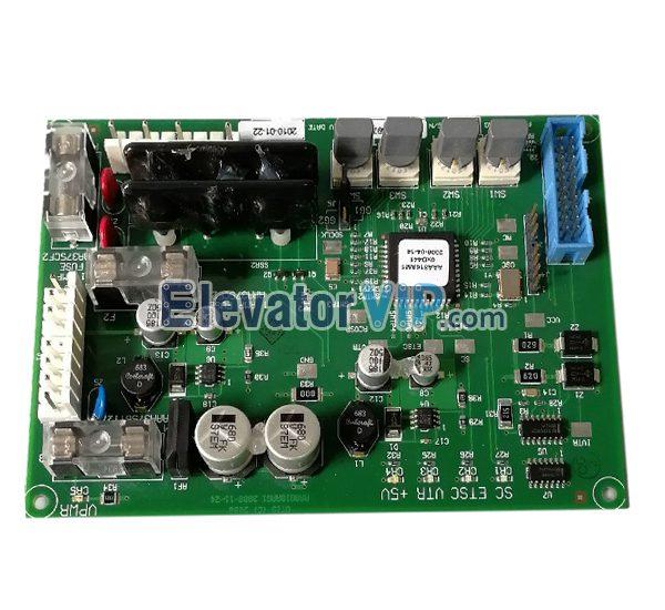 OTIS Elevator Speed Detection Board, OTIS Lift Running Speed Testing Board, OTIS 411 Elevator Speed Detection Motherboard, AAA26800ARG1