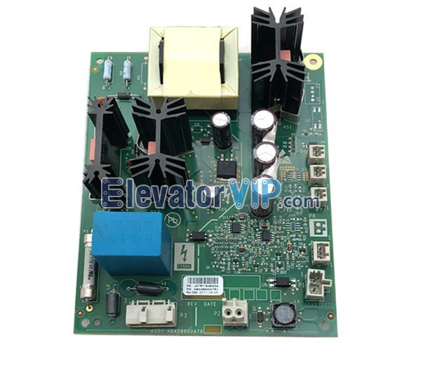OTIS Elevator 406 Inverter Power Supply PCB, OTIS OVFR02A-412 Power Supply Board, RSAB-4E Motherboard, ABA26800ATR1