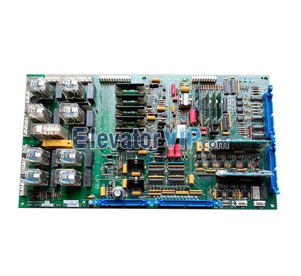 OTIS Elevator OVF428 Drive Board, OTIS Elevator OVF30 Inverter PCB, ADA26800RN1, ADA26800RN2, ACA26800RN1, ACA26800RN2