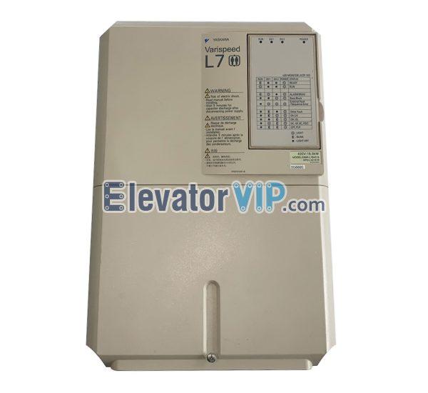 CIMR-L7B47P5, CIMR-L7B4011, CIMR-L7B4015, CIMR-L7B4018, YASKAWA Inverter, YASKAWA Elevator Inverter Supplier