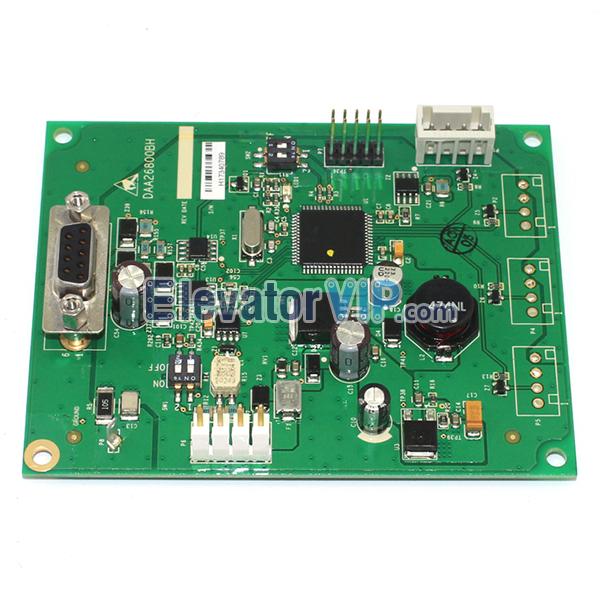 OTIS Elevator Weighing Board, OTIS Lift Weigh PCB, OTIS Elevator Motherboard Supplier, Elevator Weighing Board, DAA26800BH, DAA26800BH1