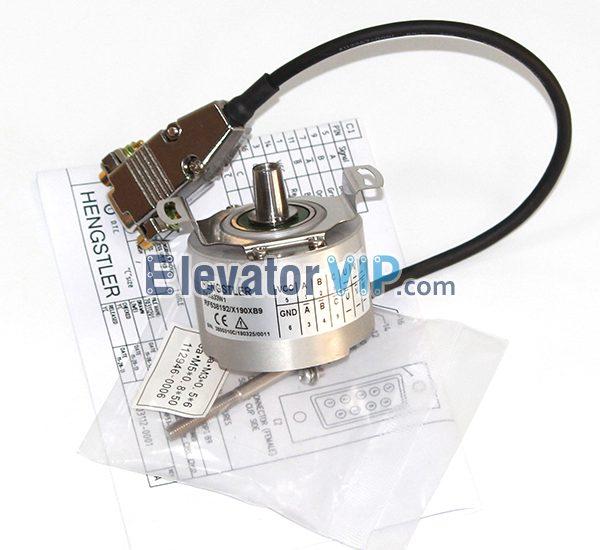 OTIS Elevator Traction Machine Encoder, OTIS Elevator Host Drive Rotary Encoder, Hensler Lift Encoder, Elevator Main Drive Encoder Supplier, DAA633W1, TAA633K102, TAA633K151, TAA633K161, TAA633H151, TAA633H101