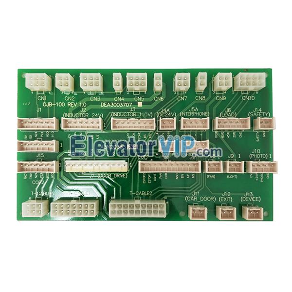 LG SIGMA Elevator Board, SIGMA Lift PCB, CJB-100, DEA3003707, A3N20383
