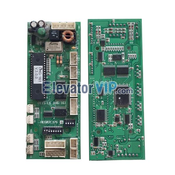 LG-OTIS Elevator Hoistway Communication Board, Sigma Lift Communication PCB, DHG-160, DHG-161, DHG-162, AEG02C376B