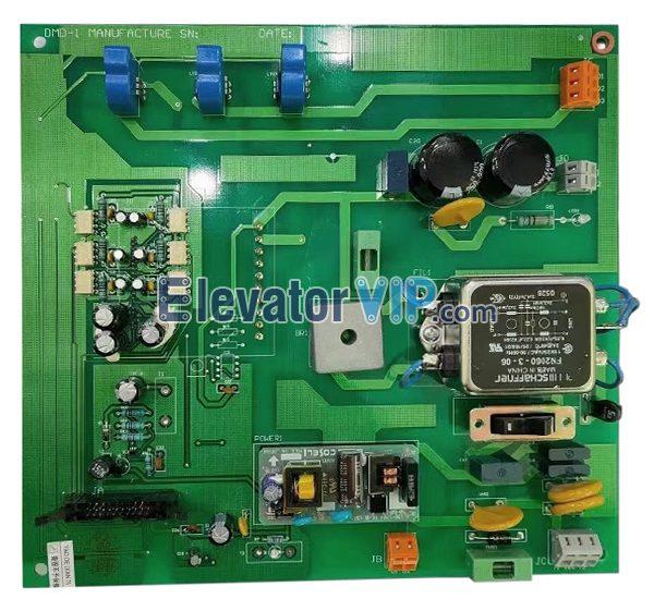 DMC-1, DMD-1, Hitachi Elevator Door Motor Drive Control PCB, Hitachi Lift Door Operator Motherboard