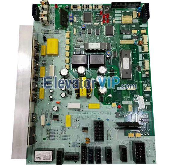 Mitsubishi GPS-II Elevator Door Operator PCB, Mitsubishi GPS-2 Door Motor Board, DOR-111B, DOR-110B