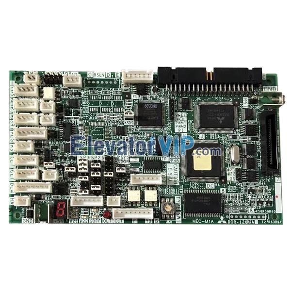 Mitsubishi Elevator Door Motor Control Board, Mitsubishi Lift Door Operator PCB, MAXIEZ Door Motor Board, DOR-1202A, DOR-1201A, DOR-160C