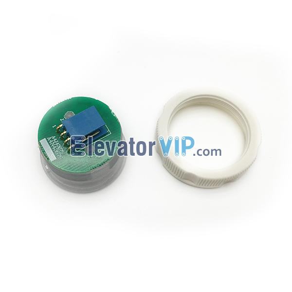 OTIS Elevator Push Button, Otis Lift A311 Push Button, OTIS Elevator Push Button 4-Pins Red Illumination, FAA25090A311, FAA25090A312, FAA25090A313, A4J43675, A4N43676, FAAAD111