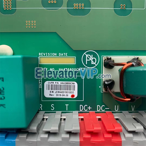 OTIS Elevator ACD5-MR Inverter Drive Board, HAA26800CM4, HAA26800CM1, HAA26800CM2, HAA26800CM3