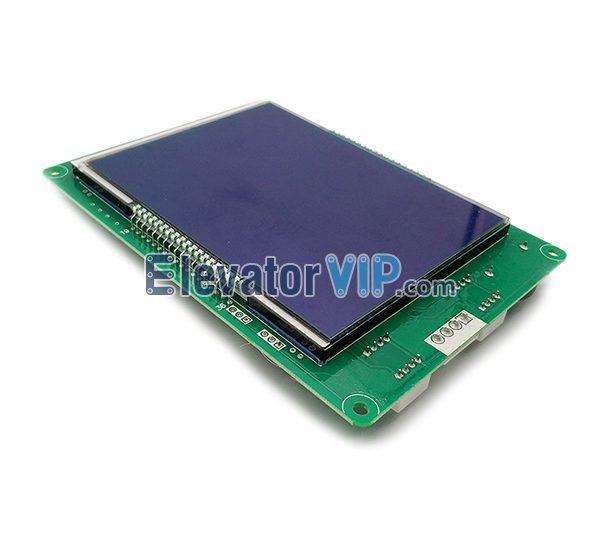 SJEC Elevator COP Display Board, HCB-FL-V, FLCD2, Elevator Cabin COP Display, Lift Display Board Supplier