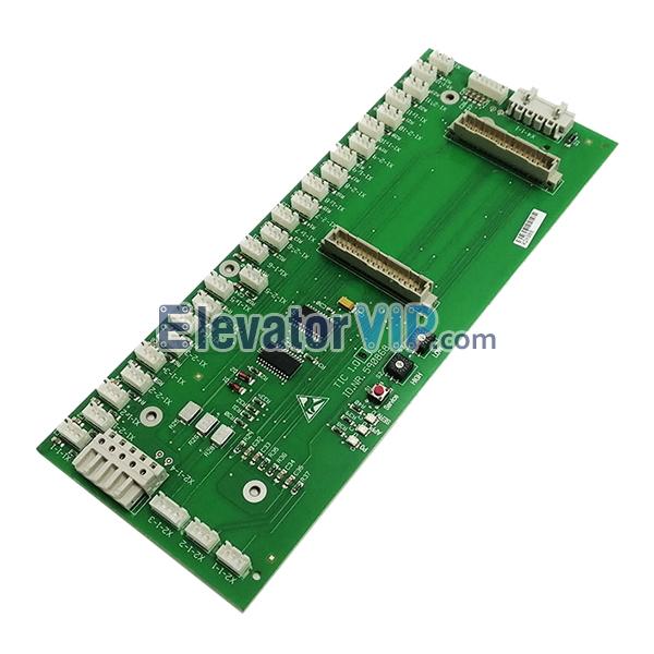 SCH 300P Elevator COP Board, SCH Lift Cabin Communication PCB, SCH Elevator Car Interface Motherboard, SCH Elevator Board Supplier, ID.NR.590868, TIC 1.QB