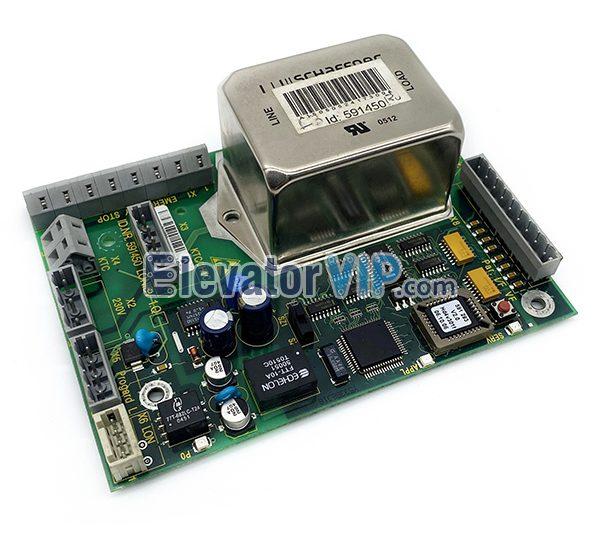 V30 Elevator Door Interface Board, Elevator Door Interface PCB, LONIBV1.Q C, ID.NR.591450
