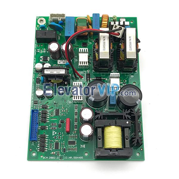 ID.NR.594485, Escalator Brake Power Supply Board, BCM 2002.Q C