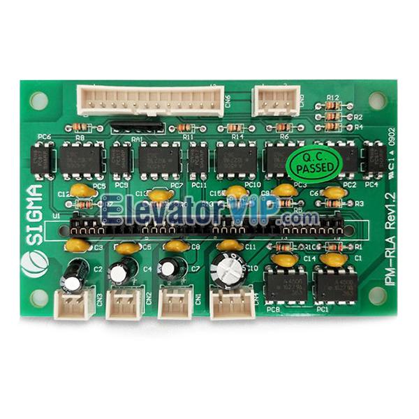 SIGMA Elevator Module Drive PCB, LG OTIS Lift Module Drive Board, IPM-RLA