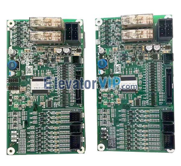 Mitsubishi Escalator Control PCB, J631712B000G51, J631712B000G01, J631712B000G02, J631712B000G11, J631712B000G52, J631712B000G61