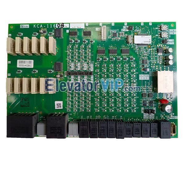 Mitsubishi Elevator Interface Board, KCA-1160A, KCA-1190B, KCA-1190A, KCA-1160B, YX304B425*-01