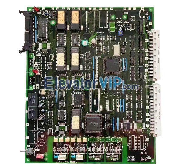 Mitsubishi Elevator Cluster Control PCB, Mitsubishi Lift GPS Group Control Board, Elevator Parallel Motherboard, KCC-406C, KCC-400C, KCC-402C, KCC-400C