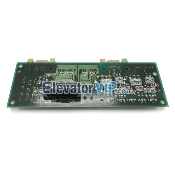 Mitsubishi Elevator GPSII Board, Mitsubishi Lift Cluster Control PCB, Mitsubishi Elevator Parallel Extension Motherboard, KCC-710A, Mitsubishi Elevator PCB Supplier, Mitsubishi GPS-3 Board