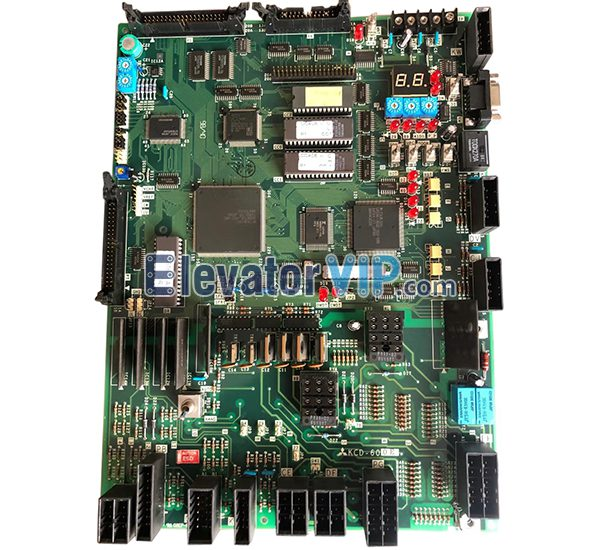 Mitsubishi Elevator GPS-CR PCB, Mitsubishi Lift Inverter Control Board, KCD-600E, KCD-602E, KCD-603A, KCD-602A
