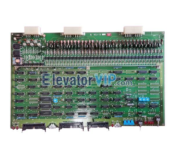 Mitsubishi Elevator W1 Control Board, Mitsubishi Elevator SPVF PCB, Mitsubishi Lift VFCL W1 Control Board, KCJ-151A, KCJ-162A, KCJ-120B, KCJ-121