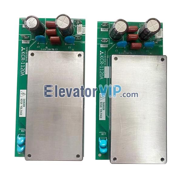Mitsubishi Elevator MRL Driver Board, Mitsubishi Lift Drive PCB, KCR-1120A, KCR-1120B