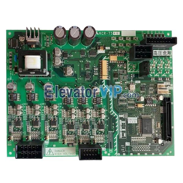 Mitsubishi Elevator GPS Driver PCB, Mitsubishi Lift GPS-3 Drive Board, KCR-759A, KCR-759B, KCR-759C, KCR-759D