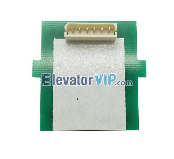 KONE Elevator Push Button Board, KONE Elevator Single Push Button PCB, 720563H02, KM720560G01, Elevator Push Button Board Supplier, KONE Elevator Push Button