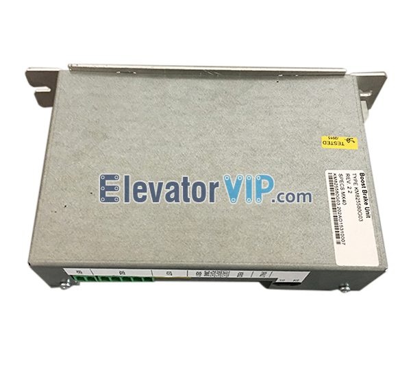 KONE Elevator Power Supply Boost Brake Unit, KONE Lift Power Supply Brake Module, KONE Elevator V3F60 Module, KM825580G05, KM825580G03, KM825580G01, KM825602H01