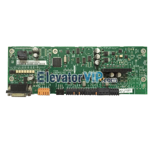 KONE Elevator KDL32 Inverter PCB, KONE DCBM CPUA4 Board, KONE Lift KDL CPU Motherboard, KM890156G01, 890157H02, KM890157H02