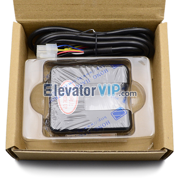 Hitachi Elevator leveling photoelectric Sensor, U-type sensor, OS-2436-4, Elevator Sensor DC24V, Lift Leveling Photoelectric Switch, FUJI Elevator leveling Sensor