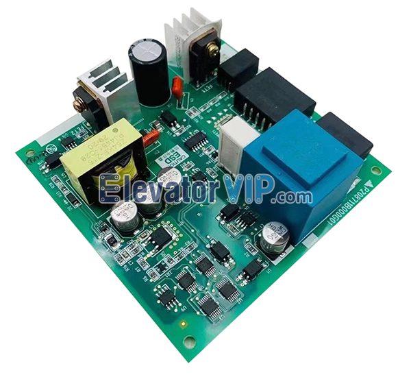 Mitsubishi MRL Elevator Power Supply PCB, Mitsubishi LEHY-III Lift Drive Board, LEHY-III Drive Motherboard, P208711B000G01 P208711B000G11