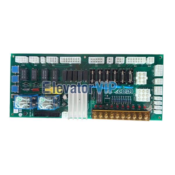 Sigma Elevator Parts PCB, LG/SEMR-100, REV1.6/1.2/1.3, Sigma LG