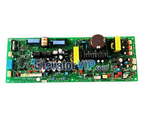SIGMA Elevator Power Board, LG-Sigma Lift Inverter Drive PCB, SI-JE2K21A, JE-K302A