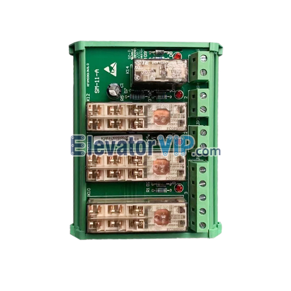 STEP Elevator UCMP Control Board, STEP Lift Releveling PCB, Elevator Pre-opening Door Board, SM-11-A, SM.11A, SM.11SFA