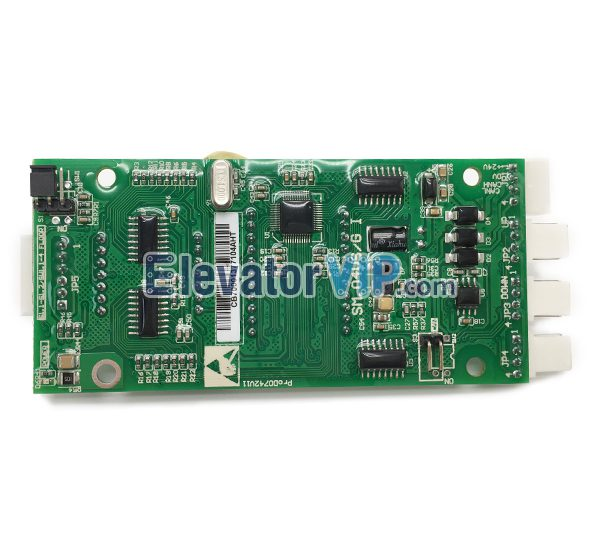 STEP Elevator LOP Display, STEP Lift Display Board, STEP Elevator Display Motherboard, STEP Elevator Display Indicator, SM.04VS/G, SM-04VSG, OXFORD Elevator LOP Indicator