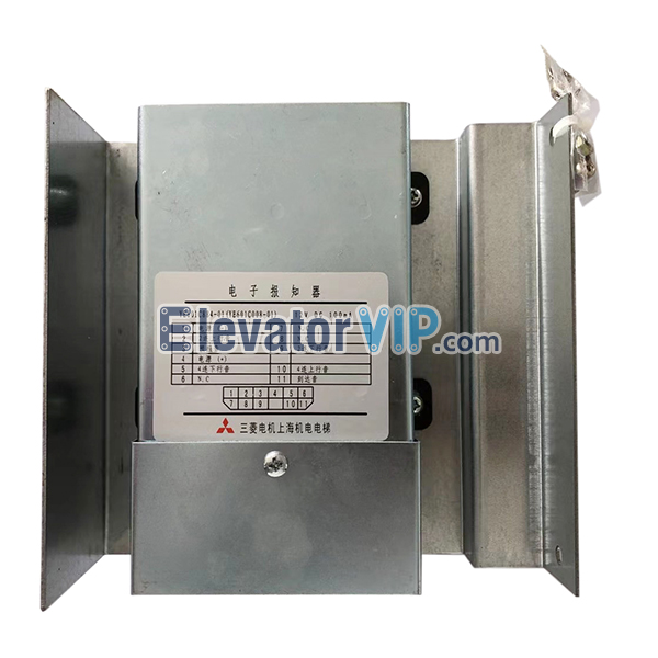 Mitsubishi Elevator Voice Announcement Device, Elevator Voice Announcement Device, Mitsubishi Lift Electronic Signaler to Station Clock, Elevator Voice Announcement Device Supplier, YE601C884-01