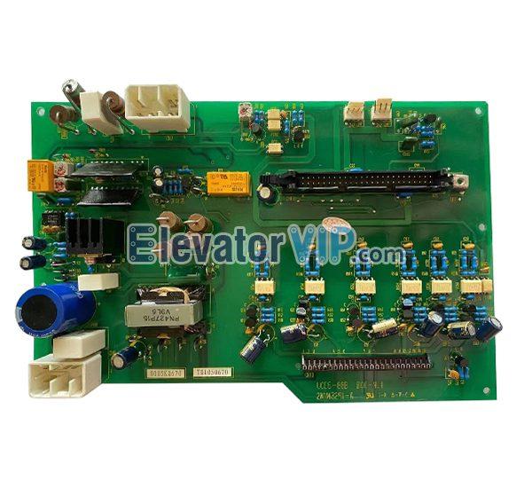 Toshiba Elevator Inverter Drive Board, Toshiba Lift Frequency Converter Driver PCB, UCE6-99B3, BCU-NL4W, 2N1M3291-A, UCE6-88B, BCU-NL4