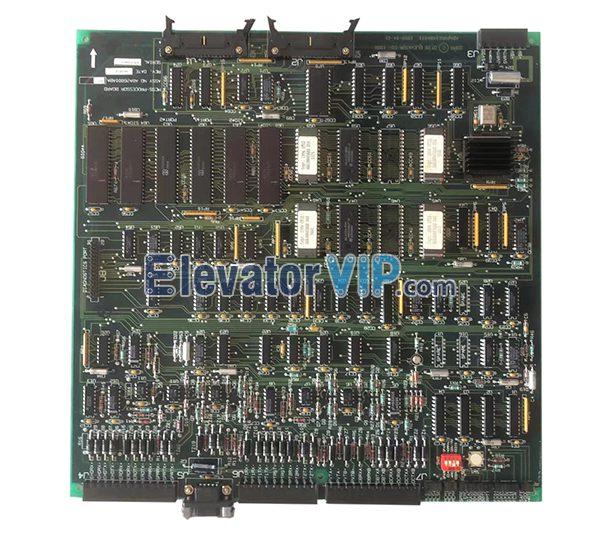 Otis Elevator E411 Board, Otis Lift MCSS-A PCB, MCSS-PROCESSOR Board, ABA26800ABA001, ABA26800ABA002, ABA26800ABB001