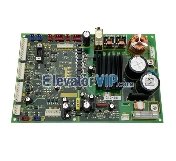 Fuji Elevator Door Motor PCB, C1B-DR13E, C1B-DR13F