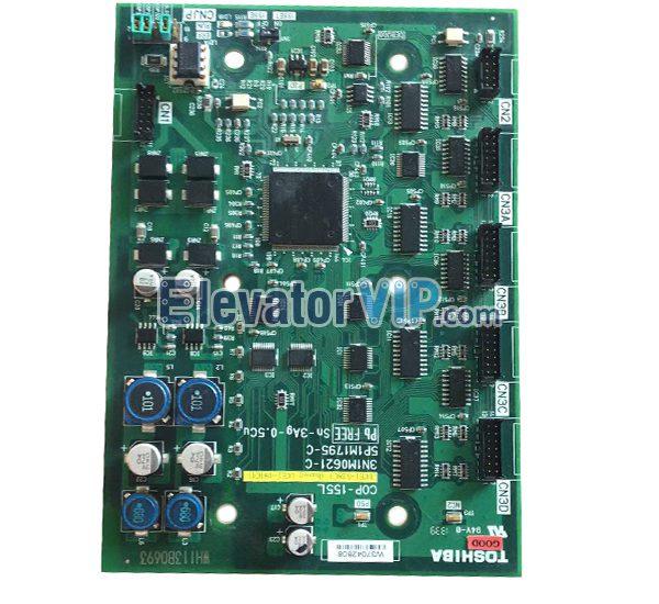 Toshiba Elevator Cabin COP Display Board, Toshiba Elevator COP Indicator, Toshiba Elevator Communication Board, 3N1M0621-C, 5P1M1795-C, COP-155L, COP-100L, UCE1-494C1