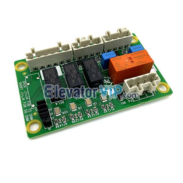OTIS Elevator SOM Cluster Control Board, OTIS Lift Group Control PCB, OTIS Elevator Parallel PCB, DAA26800CL1, DAA26800CL2, DAA26800CL3, DAA26800CL4