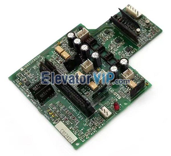 LG Sigma Elevator Drive Board, LG OTIS Lift PCB, DPP-120, DPP-121, AEG02C266, 3X09616*A