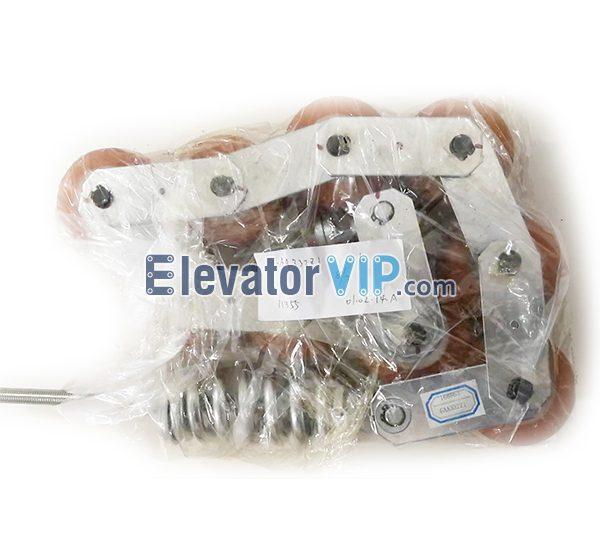 OTIS Escalator Handrail Belt Tension Chain, GAA332Z1, GAA332Z4, GAA332L1, 76*54*6201