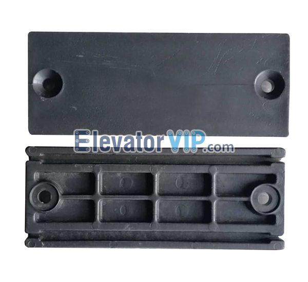 OTIS Elevator Traction Flat Belt Slider, OTIS Steel Belt Slider, GAA385GX1