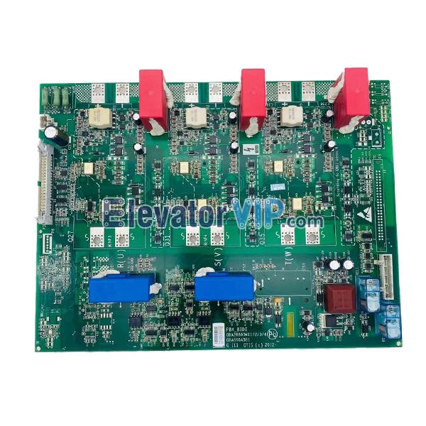 OTIS Elevator Drive Board, PBX_BIDI, GBA26800MX1, GBA26800MX2, GBA26800MX3, GBA26800MX4, GBA610ADB1