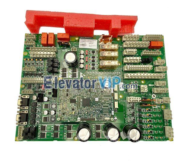 OTIS Elevator GECB-EN Board, GCA26800LC3, GCA26800LC2, GCA26800LC1, GCA26800LC4, GCA26800LC5 ABA26800AVP6, ADA26800AML2, ADA26800AML1, GGA26800LJ1