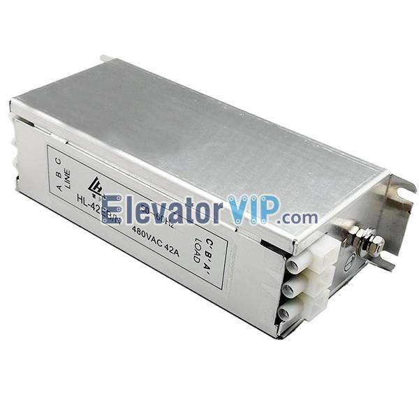 OTIS Elevator Noise Filter, HL-42EB/N, XAA657R/M1, XAA657R_M1